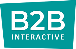 B2B Interactive Logo